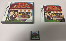 Toy Shop (Nintendo DS, 2008) COMPLETE CIB