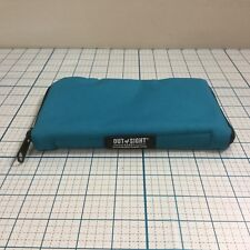 OUT OF SIGHT Diabetes Supply Case - NIP - (Teal) Retails for $40