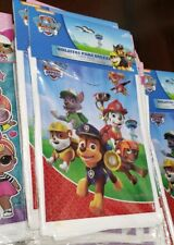 25 Paw Patrol Party Favor Bags Treat Loot Goody Candy Bags Party Supplies