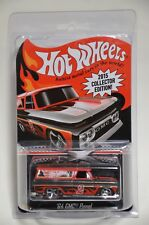 Hot Wheels 2015 Collector Edition '64 GMC Panel Kmart Mail In #2/4 MOMC