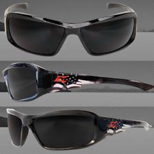Edge Safety Glasses Brazeau Patriot Polarized Smoke Lens Black FREE SHIPPING!