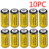 Lot Garberiel CR123A 3.7V Li-Ion 16340 Rechargeable Batteries+Charger for Camera