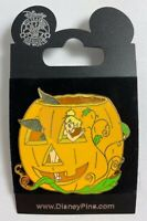 Disney Tinker Bell in a Pumpkin Disney Collectible Pin