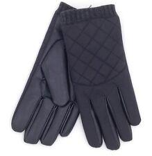 $249 ISOTONER Men's BLACK DRESS SMART TOUCH THERMAL SKI WINTER GLOVES SIZE M