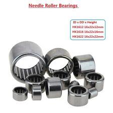 Drawn Cup Needle Roller Bearings Hk1612 Hk1616 Hk1622 Bearing Steel