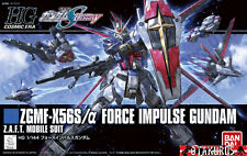 ZGMF-X56S/a Force Impulse Gundam High Grade Scale 1/144 Model Bandai