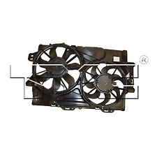 TYC 622380 Radiator & Condenser Cooling Fan Assembly New with Lifetime Warranty