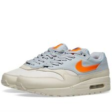 New Mens Nike Air Max 1 Ripstop UK Size 7.5 // Desert Sand Leather Trainers