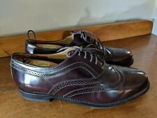 Towncraft Brown Wing Tip Size 12D