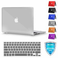 For MacBook Pro 15 A1286 Crystal Plastic Hard Shell Case Cover Keyboard Skin