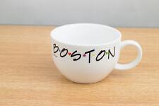 City of Boston Massachusetts Large Coffee Mug Cup Souvenir Travel