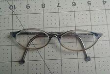 "L.A. LA EYEWORKS ""Globe "" 657 Clear Vintage Trendy Eyeglasses Eyeglass Frames"