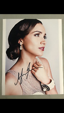 MEGHAN MARKLE SUITS AUTOGRAPHED PHOTO SIGNED 8X10 #3 FUTURE ROYALTY GLAMOUR SHOT