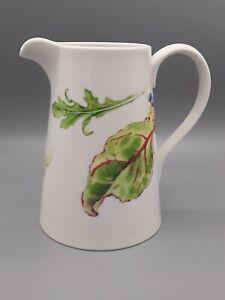 """Wedgwood Chelsea Garden Pitcher Jug Vase 6.5""""H for FTD Florist Home Decor"""