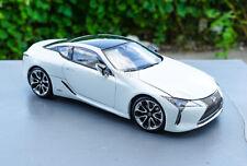 1/18 1:18 Scale Lexus LC500h 2018 Metal Diecast Model Car White