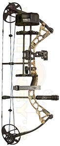 "Diamond  Bowtech Infinite Edge Pro Camo Right Hand RAK Package-5-70# 13-31"" Draw"