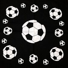 One Size Football Sign Design Bandanna Head Wear Bands Scarf Neck