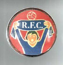 """Rangers Supporter Holding """"R.F.C. Scarf"""" Pin Badge"""