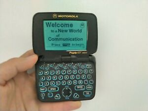 Vintage Skytel Motorola Pagewriter 2000x Timeport P935 two-way pager movie prop