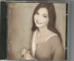 Nanci Griffith - Flyer  (MCA 1994)