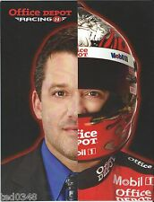 "2011 TONY STEWART #14 OFFICE DEPOT ""SPRINT CUP"" POSTCARD!!"