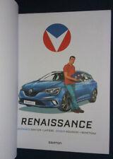 Michel Vaillant 5 Renaissance édition publicitaire pour Renault Graton Bourgne