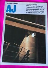 Architects Journal 22 Feb 89 Appold Street Janet Street Porter Corner House CZWG