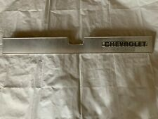 1973 - 1980 Chevrolet Truck Tailgate Panel Trim Molding Square Body Moulding