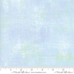 Moda Quilt Fabric Grunge Basics Clear Water by BasicGrey by half-yard #30150 406
