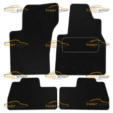 MERCEDES ML 1998-2005 FULLY TAILORED CLASSIC CAR FLOOR MATS BLACK WITH CLIP