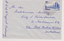 Saar/Saarland, Mi. 332 EF, St. Ingbert, OWS