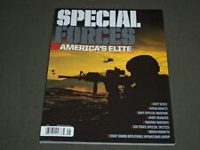 2012 SPECIAL FORCES AMERICA'S ELITE MAGAZINE - GREAT PHOTOS - K 882