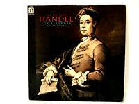 LP The Virtuoso Handel Igor Kipnis Harpsichord Nonesuch Records 79037