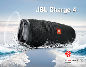 Original JBL Charge 4 Bluetooth Speaker Waterproof Rechargeable Wireless Best