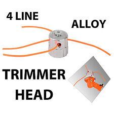 NEW Trimmer Head 4 Line Nylon Whipper Snipper Brush Cutter Brushcutter Line
