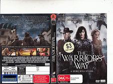 The Warriors Way-2010-Geofrey Rush-Movie-DVD