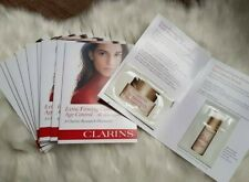 Clarins Multi Regenerate Jour Day Cream & Super Lift Eye Contour Serum X10 Cards