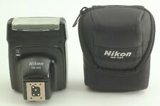 [ Mint ] Nikon Speedlight SB-400 Shoe Mount Flash w/ Case Form Japan #031