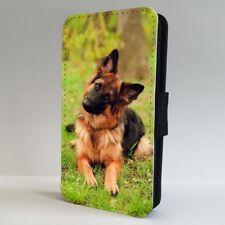German Shepherd Dog FLIP PHONE CASE COVER for IPHONE SAMSUNG