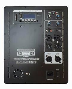 DIGITAL AKTIV modul 3 KANAL verstärker ENDSTUFEN SUBWOOFER+2x tops  800Watt rms