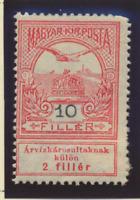 Hungary Stamp Scott #B6, Mint Hinged