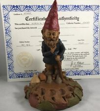 Trax-R 1984 Tom Clark Gnome Cairn Studio Item#2004 Ed#45 Artist Signed Free Ship