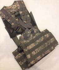 NEW ACU H-HARNESS LARGE L DIAMONDBACK BATTLELAB DFLCS SFLCS ARMY CHEST RIG ARMY