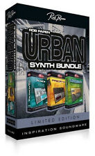 NEW Rob Papen Urban Bundle Sub Boom Bass Punch Predator Synth Pro Tools Plug In