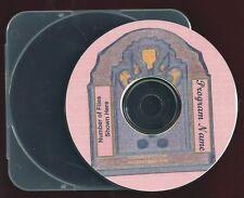 SQUIBB SHOW 60 old time radio music shows Director Lynn Murray with chorus OTR