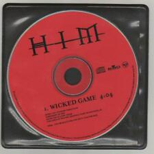 Him - wicked game promo   cd  single