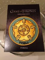 Game Of Thrones Embroidered Patch Tyrell