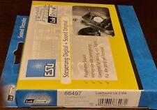 ESU 66497 LokSound V4.0 M4 PluX22 Lautsprecher angelötet Sound nach Wahl NEU OVP