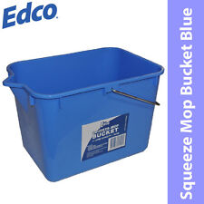 Ecco Squeeze Mop Bucket, Blue 11 Litre Capacity  *Aust Good Brand