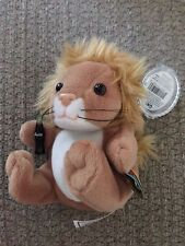 International Coca Cola 1999 MASA-The Lion from Mozambique- Retired - Bean Bags